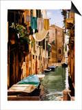 Venice Canal Prints by Reynard Milici