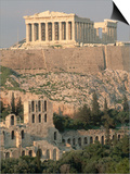 Acropolis and Parthenon, Athens Prints by Kevin Schafer