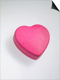 Try again heart candy Print by Adrianna Williams