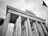 Brandenburg Gate Posters by Murat Taner