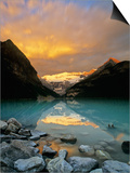 Lake Louise, Banff National Park, Alberta, Canada. Prints by John E Marriott