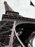 Eiffel Tower Prints by Beth Dixson