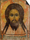 The Holy Face Art by Andrei Rublev