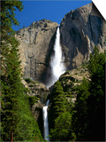 Yosemite Falls Prints by ML Sinibaldi
