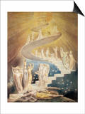 Jacob's Ladder Prints by William Blake