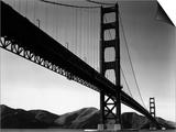 Golden Gate Bridge, 1938 Poster by Brett Weston