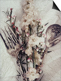 Flowers and Silverware Kunst af Kim Koza