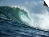 Ocean Wave Print by Rick Doyle