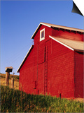 Red Barn Art by Stuart Westmorland