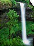 South Silver Falls Art by Darrell Gulin