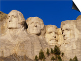 Mount Rushmore Memorial Art