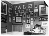 Yale University Bedroom Prints