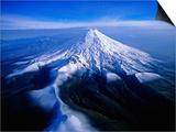 Ecuador's Cotopaxi Volcano Kunstdrucke von Pablo Corral Vega