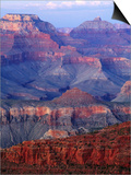 Grand Canyon Poster by Shubroto Chattopadhyay