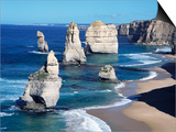 Twelve Apostles Seastacks Prints