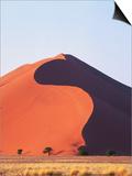 Sossusvlei Sand Dune Art by Jim Zuckerman