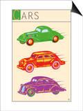 Cars Art by Steve Collier