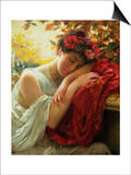 Autumn Prints by Thomas Benjamin Kennington