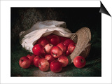 Autumn's Bounty Poster by Robert Spear Dunning