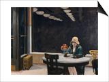 L'automate, 1927 Posters par Edward Hopper