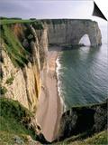 Les Falaises Cliffs Prints by Christophe Boisvieux