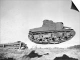 M-3 Medium Tank Poster