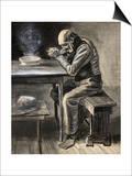 The Prayer Prints by Vincent van Gogh