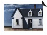 Le train sifflera trois fois Affiches par Edward Hopper