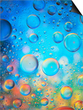 Water Drops Art by Wes Thompson