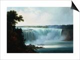Niagara Falls Art by Gustavus Grunewald
