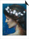 Star of Heaven Prints by Edward Robert Hughes