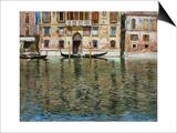 The Grand Canal, Venice Prints by Carlo Brancaccio