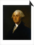 Portrait of George Washington Prints by Gilbert Stuart