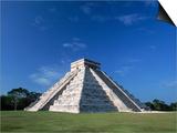 The Pyramid of Kukulkan Posters by Danny Lehman
