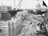 Library of Congress under Construction Posters