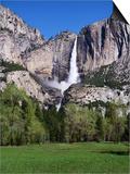 Yosemite Falls Prints by Douglas Schwartz