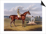 Aquatint by Thomas Sutherland After Barefoot, Winner 1823 Posters by John Frederick Herring I