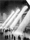 Sunbeams in Grand Central Station Posters