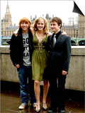 Harry Potter and the Order of the Phoenix, the Lastest Movie in the Series Plakater