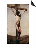 Crucifixion Prints by Thomas Cowperthwait Eakins