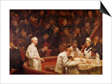 The Agnew Clinic Prints by Thomas Cowperthwait Eakins
