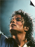 Michael Jackson in Concert at Milton Keynes, September 10, 1988 Posters