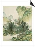 Landscape Prints by Cai Jia