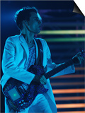 Matt Bellamy, Muse, Headlining on Stage at the 2007 Isle of Wight Festival Obrazy