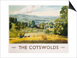The Cotswolds Poster Prints