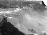 1960s American Falls Portion of Niagara Falls New York Usa Prints