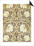 Pimpernell, Wallpaper Design Art by William Morris