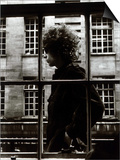 The One and Only Bob Dylan Walking Past a Shop Window in London, 1966 Prints