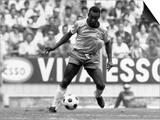 Pele Brazil Football Prints