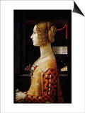 Giovanna Tornabuoni Posters af Domenico Ghirlandaio